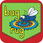 Rhyming Word Match Game App Icon