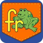 Consonant Blends and Digraphs Game App Icon