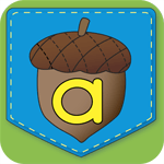 Beginning Letter Sounds Pocket Chart App Icon