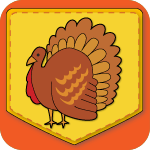Thanksgiving Matching Game App Icon
